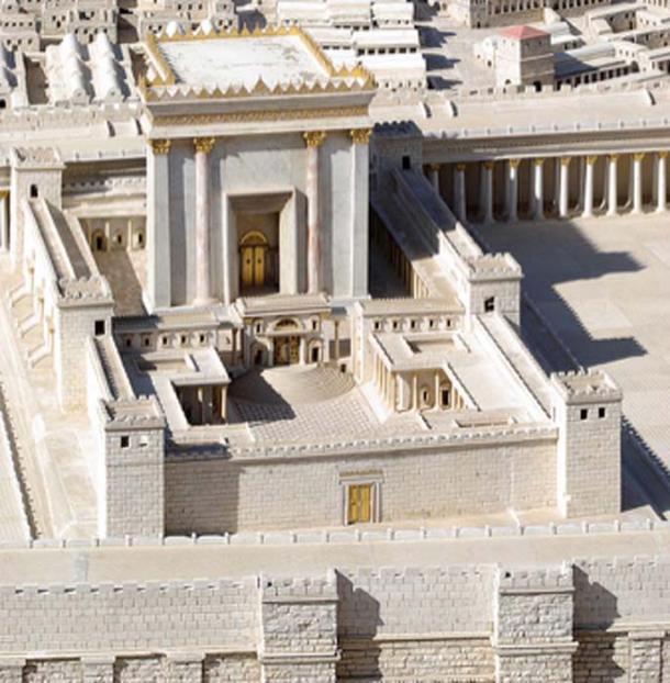 Herods-Temple
